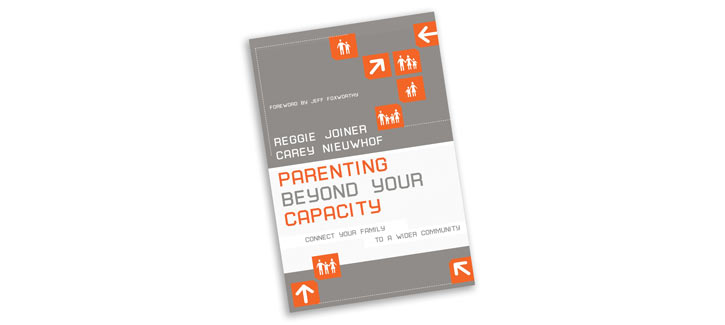 Parenting Beyond Your Capacity