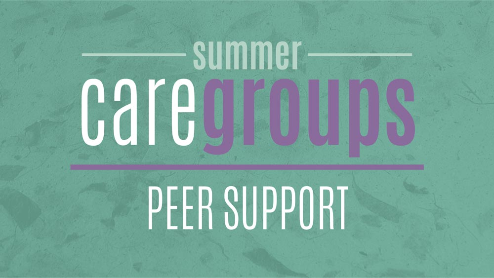 Summer Care Groups